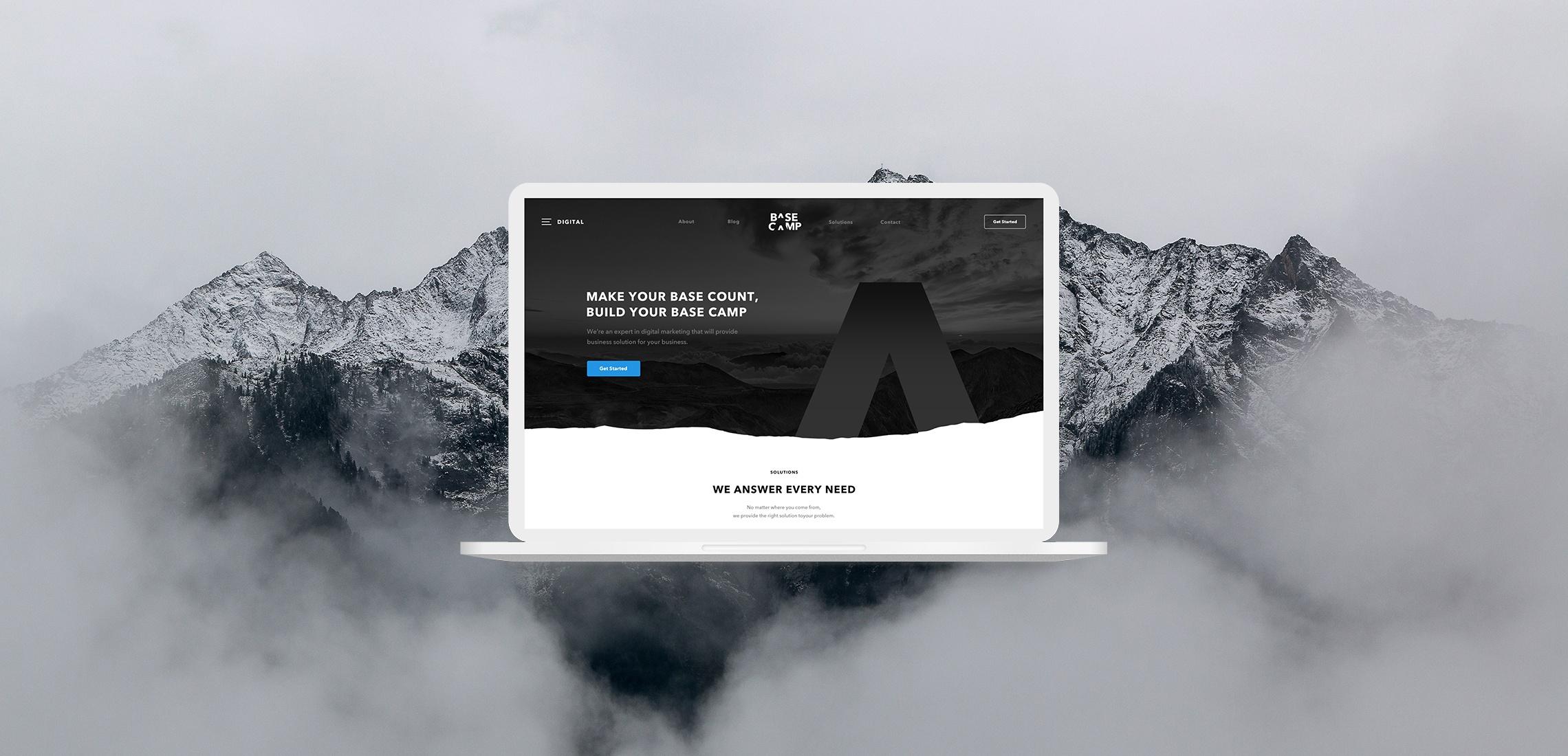 เป็นเจ้าของ Website : ก้าวแรกสู่ภูเขา Digital Marketing